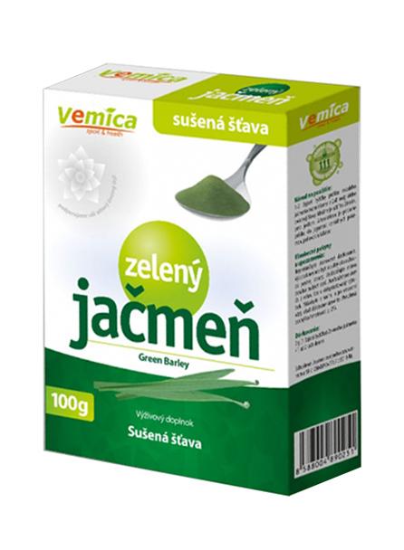 zielony jęczmień kiedy pić